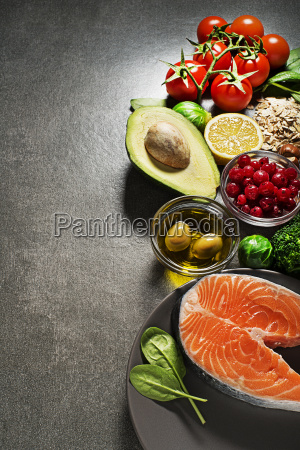 healthy diet foods for heart cholesterol