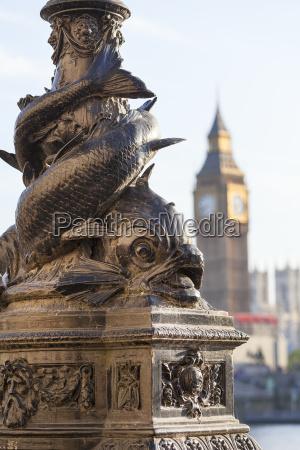 laternenpfahl london laterne verziert laternenmast schnoerkelhaft