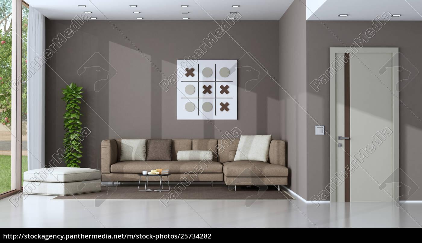 Schon Stockfoto 25734282   Modernes Wohnzimmer