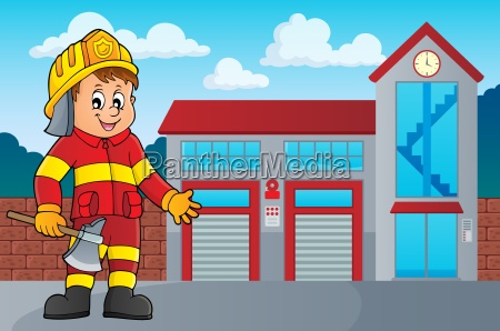 firefighter man image 3