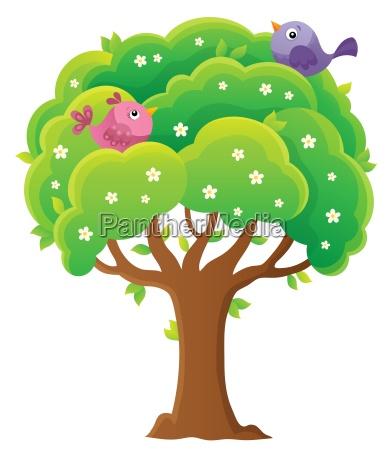 springtime tree topic image 4