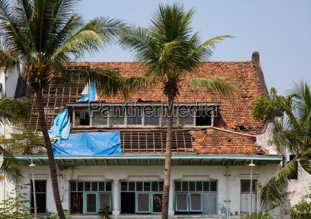 dutch colonial building