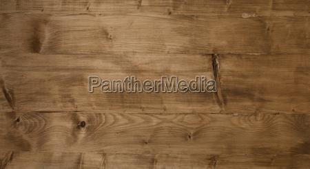 rustic wood planks