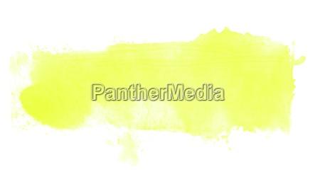 weich gelbe aquarellstruktur