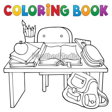 colorbook buecher schulabende thema 1