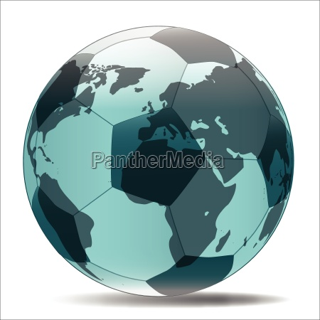 football world globe