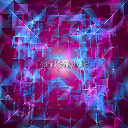 abstract geometric background high technology data
