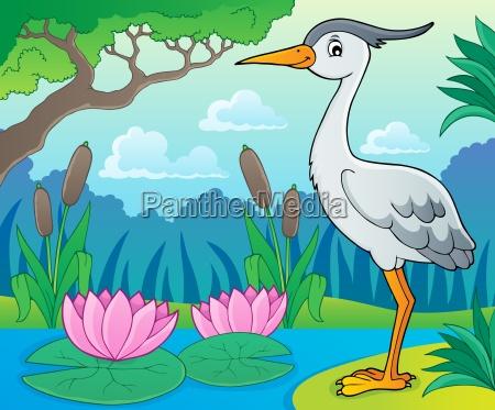 vogel, thema, bild, 9 - 25811576