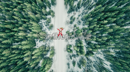 der weihnachtsmann ist nach der weihnachtszeit