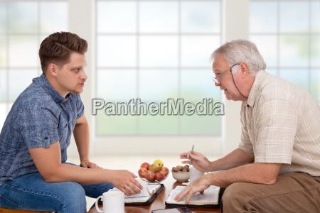 spiritual counseling studying the bible