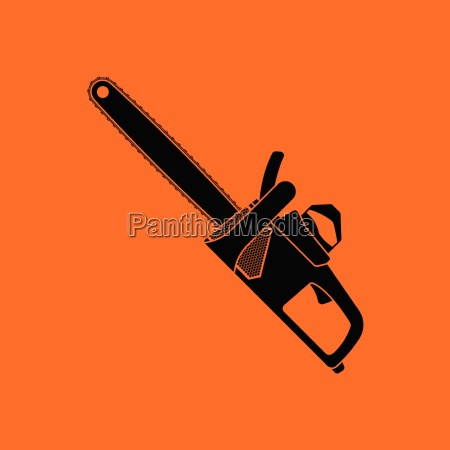 chain saw icon