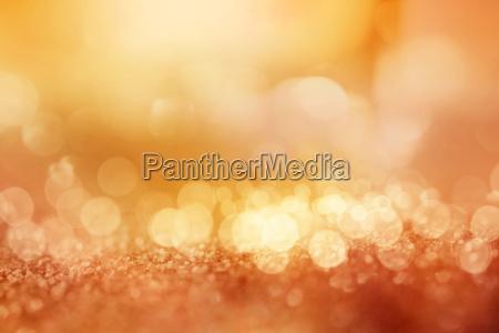 goldene glitzernde lichter hintergrund