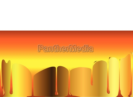 goldener honig hintergrund