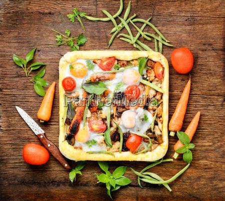 essen nahrungsmittel lebensmittel nahrung gemuese pizza