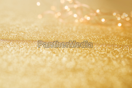 gold and silver glittering background