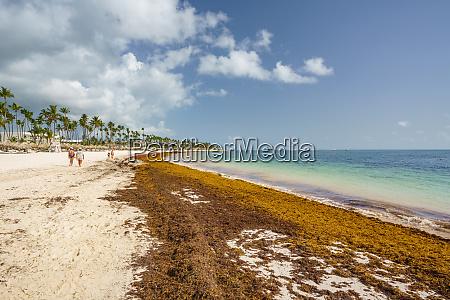 punta cana dominikanische republik 17 juni