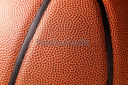 basketball orange skin