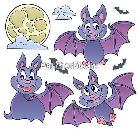 bats theme collection 1
