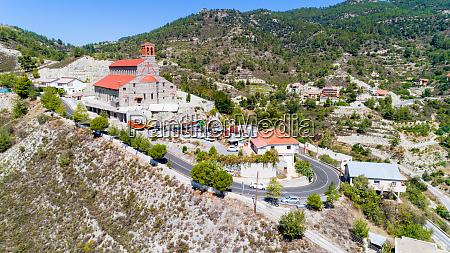 agios arsenios church kyperounda limassol cyprus