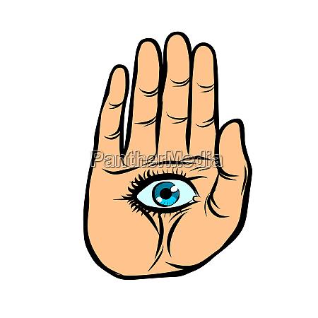 finger objekte religioes glaeubig farbe zukunft