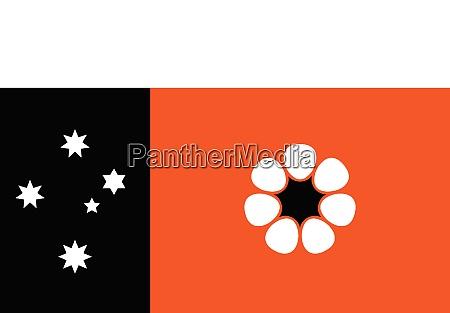 australian northern territory flag