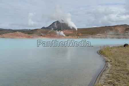 energieerzeugung in krafla island