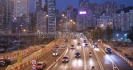causeway bay hong kong 28 february