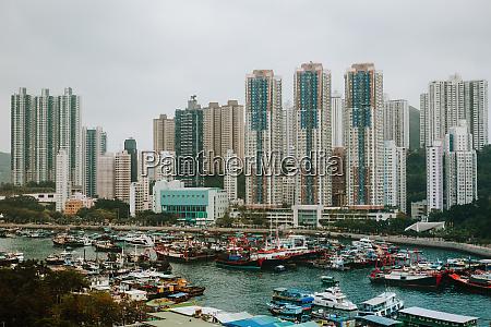 aberdeen harbour aberdeen typhoon shelter