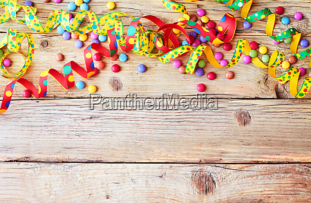 colorful birthday carnival or holiday background