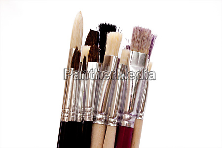 pinsel zeichenpapier maler materialien aquarell farbe