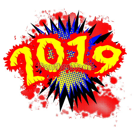 2019 comic exclamation