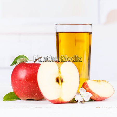 apple juice fruit apples drink square