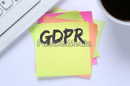 gdpr allgemeine datenschutzverordnung eu eu websites