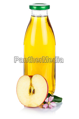 apple juice in a bottle fruit