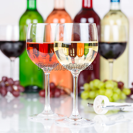 white wine in a glass alcohol
