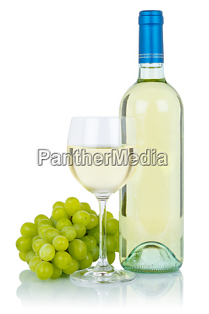 wine bottle glass alcohol beverage grapes