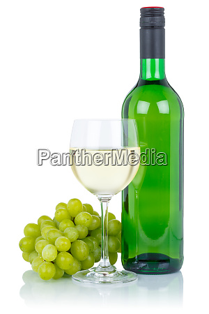 wine bottle glass alcohol beverage green