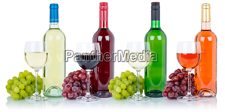 wines collection bottle glass alcohol beverage