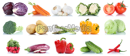 collection of vegetables bell pepper tomatoes