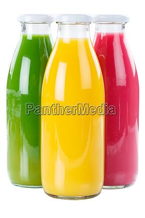 saft smoothie orangenfruechte smoothies in flasche