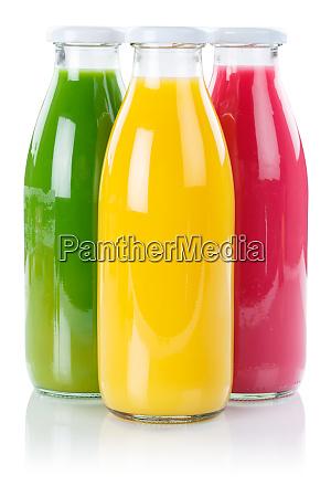 saft smoothie orangenfruechte smoothies im flaschenportraet