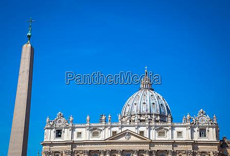 petersdom im vatikan