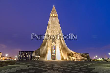hallgrimskirkja kathedrale