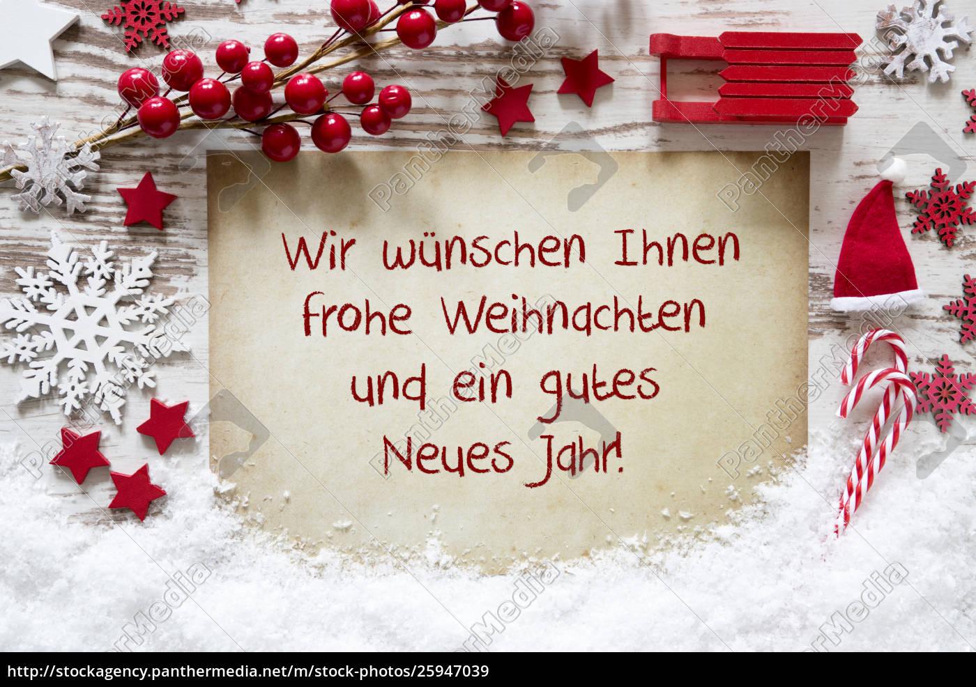 Frohe Weihnachten Und Ein Neues Jahr.Stockfoto 25947039 Frohe Weihnachten Gutes Neues Jahr Bedeutet Frohe Weihnachten
