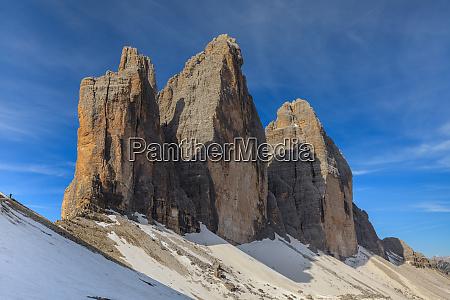 tre cime dolomiten alpen italien