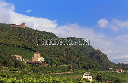 castles near bolzano boymont castle hochppan
