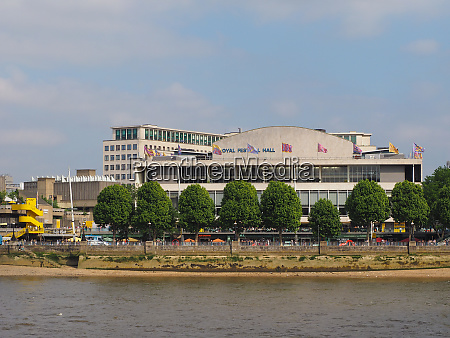 royal festival hall in london