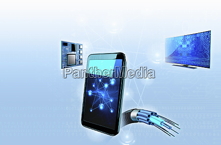 smartphones das an high tech computernetzwerk