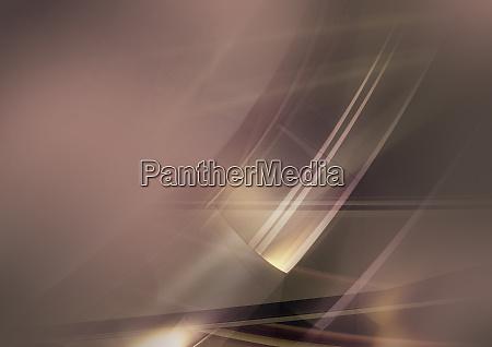 abstraktes bild der grauen linien