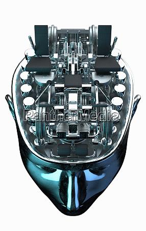 health club anstelle von roboter gehirn